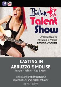 talent show abruzzo e molise